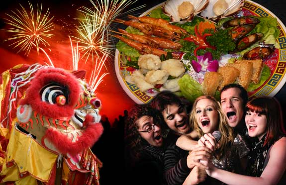 parties and events at the Szechuan Inn Thatcham, Newbury Berkshire
